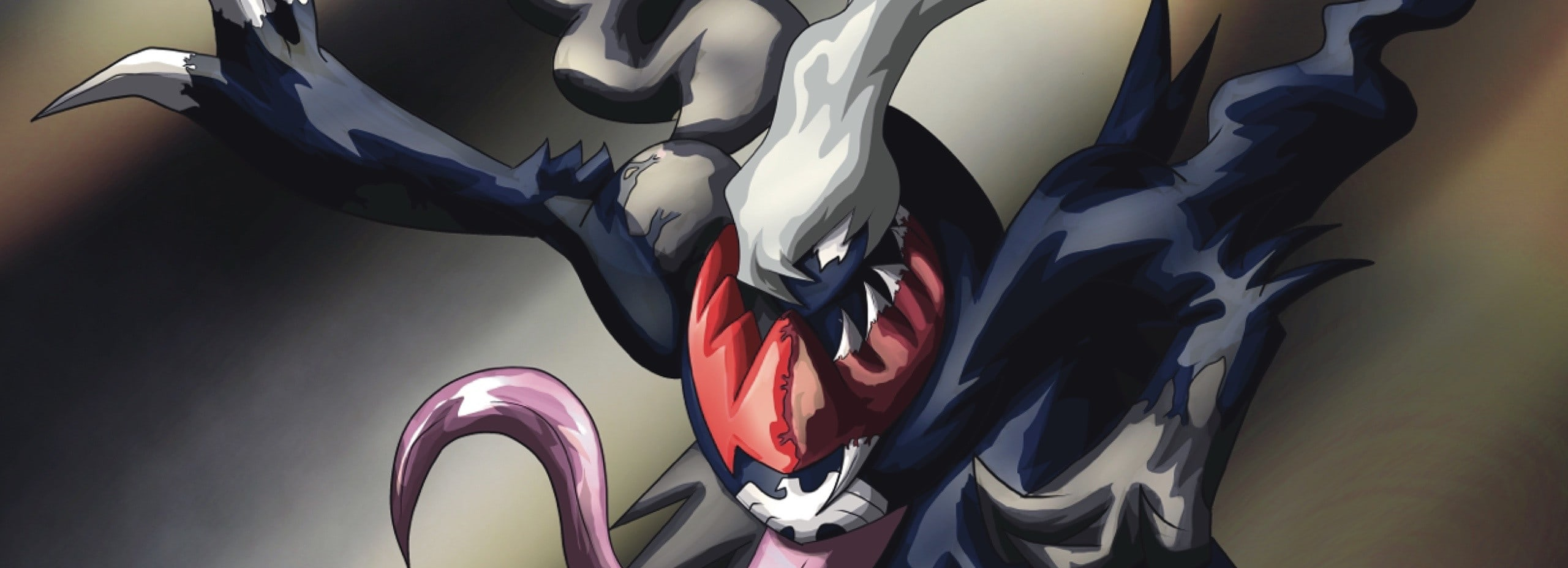 Venomizing Darkrai